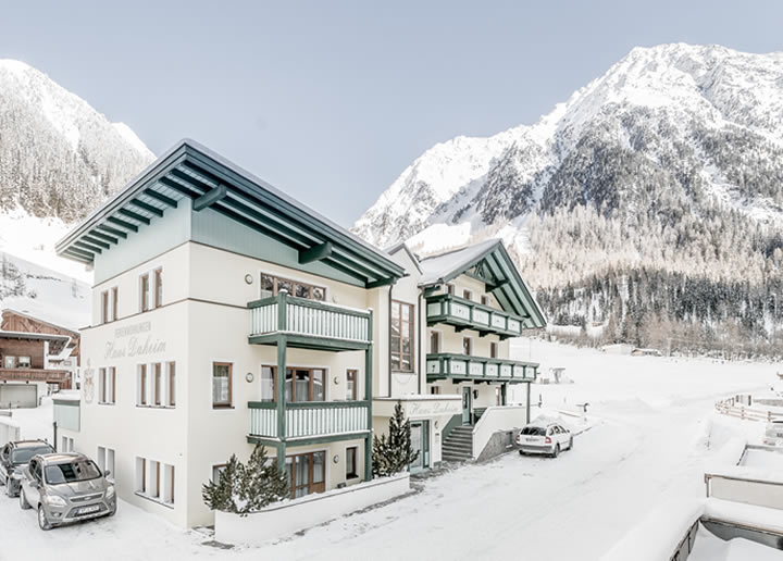 Holiday rental vacancies and rental appartments in Gries/Laengenfeld Oetztal